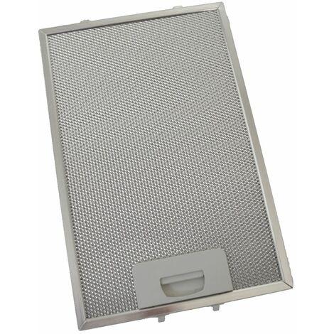 Universal Cooker Hood Metal Grease Filter 210mm x 320mm