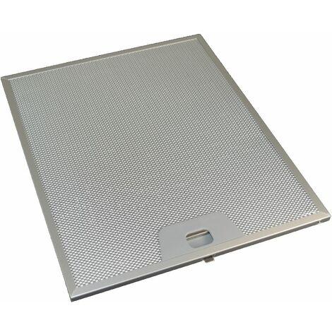 Universal Cooker Hood Metal Grease Filter 253mm x 300mm