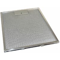 Universal Cooker Hood Metal Grease Filter 258mm x 318mm