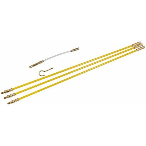 DEKTON DT95330 Cable Access Kit 10 X 1 Meter