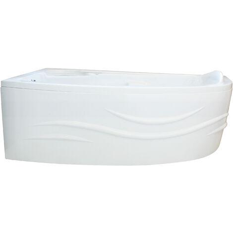 Bañera acrilico FANY angular 135x135 Dimensiones : 135x135x55 cm