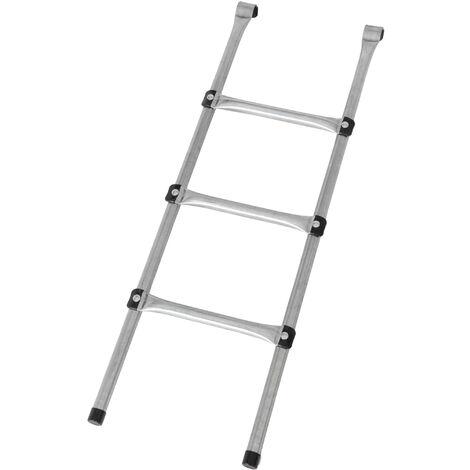 Trampolin Leiter, 3 schmale Stufen