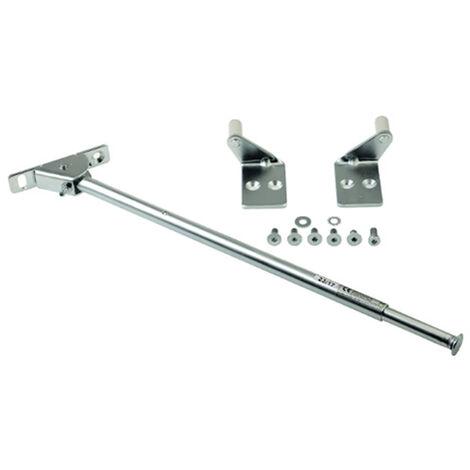 Selector Brazo Puertas Hoja Doble Zincado Dc135/Dc140
