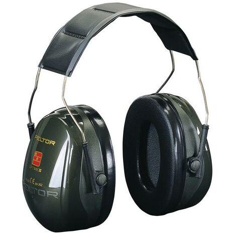 3M Protection auditive OPTIME II EN 352-1-3 SNR 31 dB réglage en continu