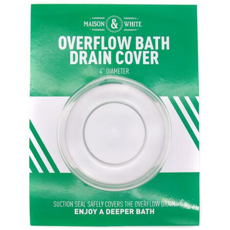 Bathtub Overflow Drain Cover   M&W