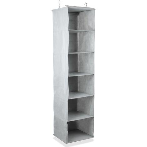 Wardrobe Hanging Shelves | M&W