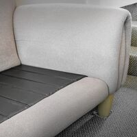 Sofa Protector Boards | 3 Seater | M&W - Black