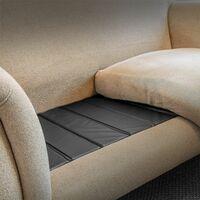 Sofa Protector Boards | 2 Seater | M&W - Black