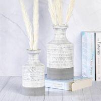 Ceramic Vases - Set of 2   M&W