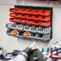 Wall Mounted DIY Storage Bins & Backboards | Pukkr