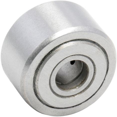 Rotule droite à souder Ø 30 base plate