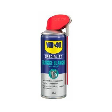 Graisse WD-40 SPECIALIST Lithium , Aérosol de 400 ml
