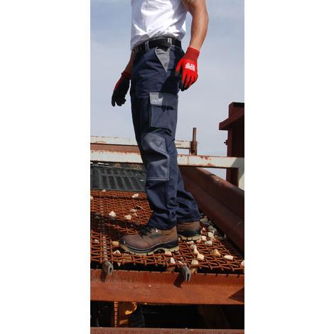 Pantalon Trabajo Trekking Reforzado En Rodillas T M Marne M