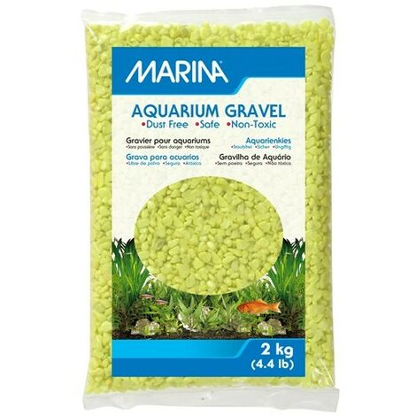 Marina grava verde lima 2 kgs