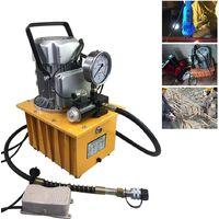 Pompe Hydraulique Electrique 10K + PSI 110V Pompe Hydraulique à Haute Pression Electrique