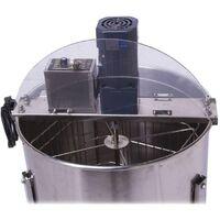 Extracteur de Miel en Acier Inoxydable Spinner Bee 4 Friteuse électrique à Miel