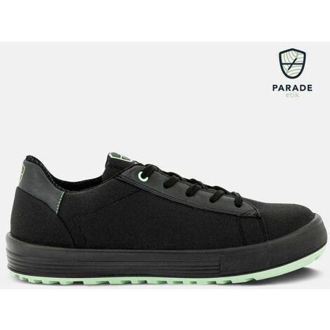 Chaussures de Sécurité Basses Mixte Verger Noir - S1P SRC - PARADE / Taille - 48