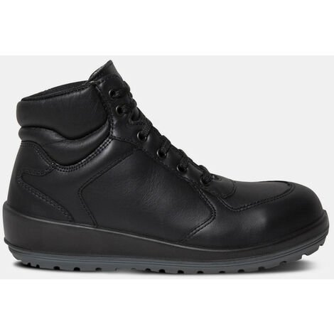 Chaussures de Sécurité Montantes Femme Brazza Noir - S3 SRC - PARADE / Taille - 41