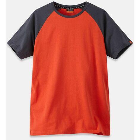 Tee-Shirt de Travail Homme Orange Olbia - PARADE / Taille - XXXL