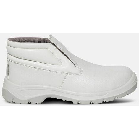 Chaussures de Sécurité Montantes Mixte Salto Blanc - S2 SRC - PARADE / Taille - 47