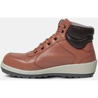 Chaussures de Sécurité Montantes Femme Brazza Rouge - S3 SRC - PARADE / Taille - 42