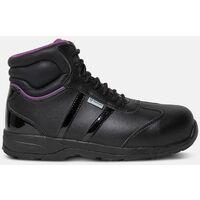 Chaussures de Sécurité Montantes Femme Rama Noir - S3 HRO - PARADE / Taille - 41