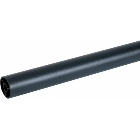 Main courante INOLINE BLACK Ø40 x 2000 mm