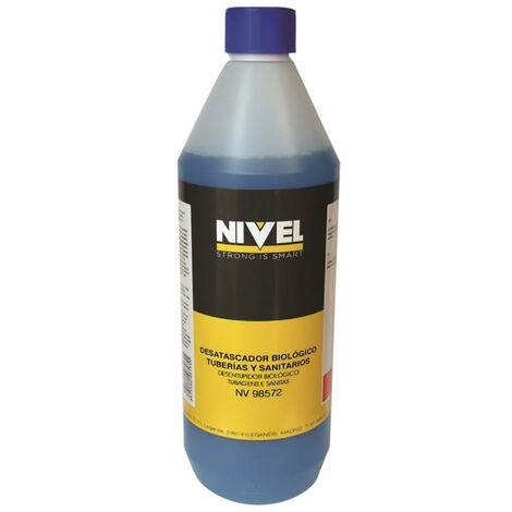 D�boucheur de canalisation chimique biologique 1 Lt Nivel