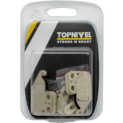 Loquet pour meubles Toca-Toca White Level 2 Pcs Nv106109