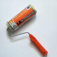 Rouleau � peinture enduit de solvant pour surfaces rugueuses Ext�rieur 22 Cm Fil universel 3375