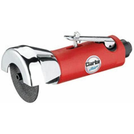 """CLARKE COMPRESSED AIR DRIVEN 3"""" CUT OFF TOOL"""