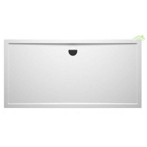 Grand receveur de douche acrylique rectangulaire RIHO ZURICH 276 180x90x5cm - Sans siphon - Sans siphon