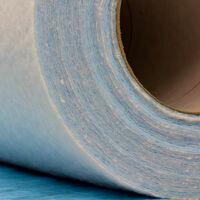 Lámina ecológica textil de alta densidad para proteger superficies y absorber líquidos y pintura, Protec Floor de 10m, TECNOL