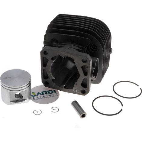 Cylindre piston adaptable Stihl FS450, FR450 et SP450 diamètre 42mm