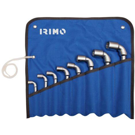 Jeu de clés à pipe débouchées Irimo 51-8-W