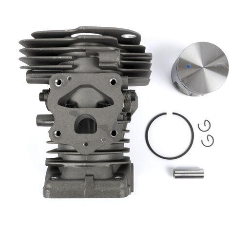 Cylindre piston 44mm adaptable tronçonneuse Husqvarna 445 et 450