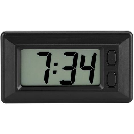Garosa Digital alarms Large Digit LED with Date / Time Calendar Display for House Office Travel