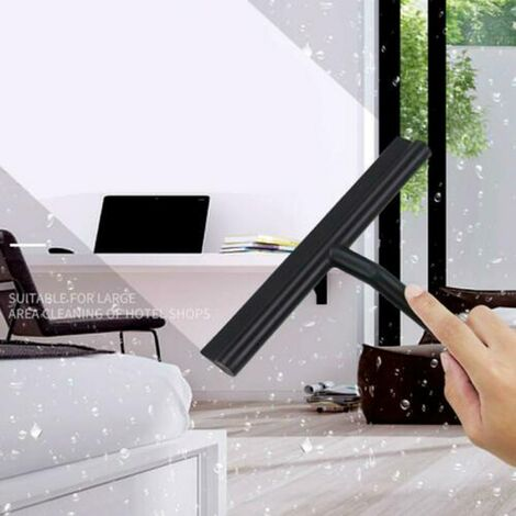 Silicone Window Tile Glass Wiper Cleaner Squeegee Shower Mirror Cleaning Holders Squeegee Shower Mirror Cleaning Holder