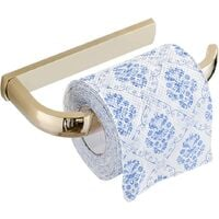 Towel Ring Antique Brass, Brass Hand Towel Holder for Bathroom Round Towel Rack Wall Mounted
