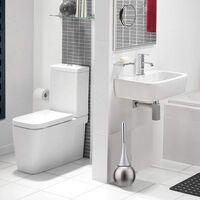 Chrome Towel Ring, Polish Hand Towel Holder for Bathroom Wall Mounted