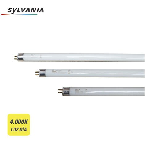SYLVANIA Tubo fluorescente 8w luz dia 4000k t-5 sylvania