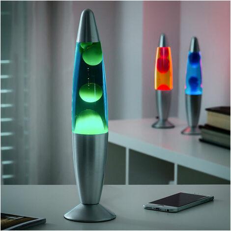 InnovaGoods Lámpara de Lava Magma InnovaGoods 25W Verde