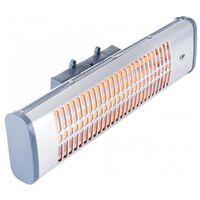 Haeger Calefactor Eléctrico de Cuarzo Haeger New Quartz 1200 W