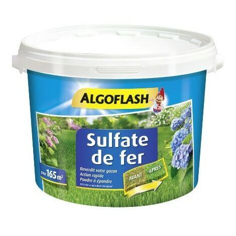 Sulfate de fer en Poudre 5KG