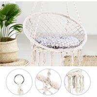 Hanging chair Swing Chair - garden swing seat, hanging egg chair, outdoor ,garden swing chair - beige