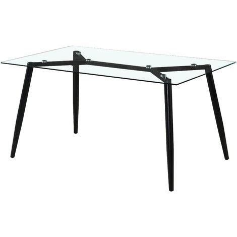 Bergen Black Table