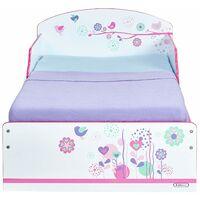 Worlds Apart 454FLW Multicolour Novelty bed kids bed