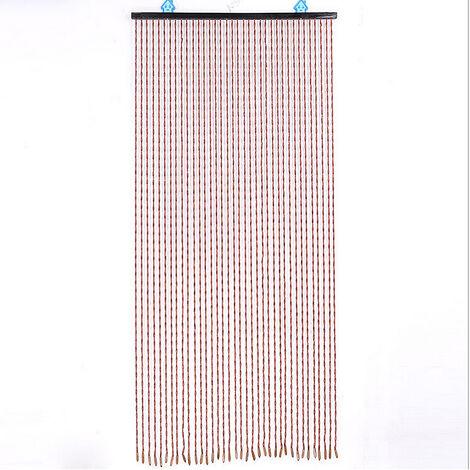 Curtain for bedroom porch door window mosquito net 90x195cm 36 Line