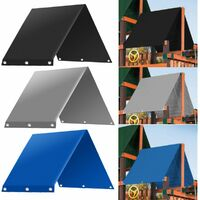 Outdoor Garden Backyard N Slide Swing Set Shade Canopy Cover Swing