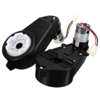 2x 9000rpm Kids 12V Electric Motor Gearbox Ride On Car For Audi TT For Hummer For Jeep